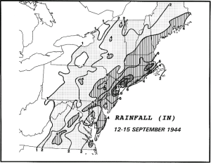 70th Anniversary of the Great Atlantic hurricane