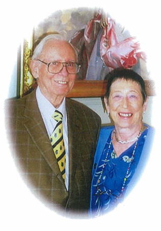 Bob and Joanne Simpson in retirement