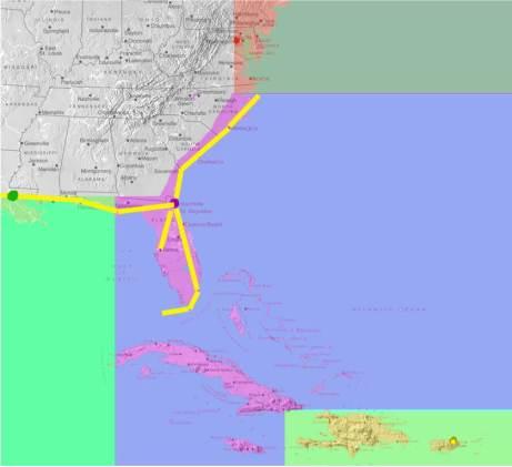 1935 Hurricane Warning Network