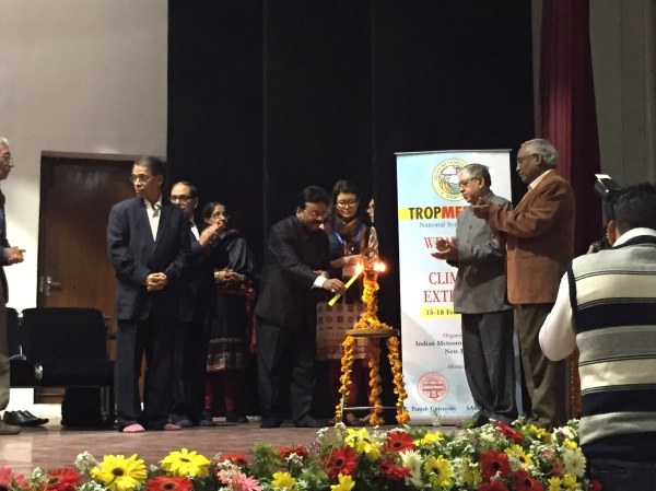 Opening Ceremony of TROPMET 2015