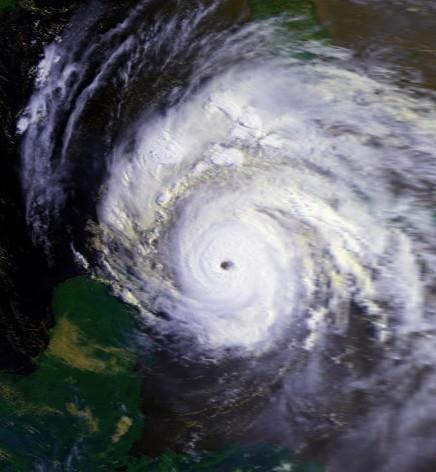 Hurricane Allenon August 7th