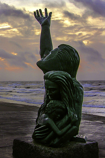 Galveston Hurricane Monument (Garthurdavis)