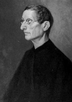 Portrait of Father Benito Vines, SJ