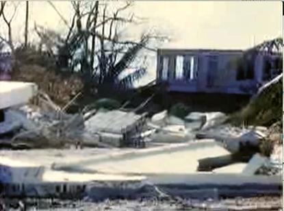 Donna's damage done to the Florida Keys (True/NHRL)