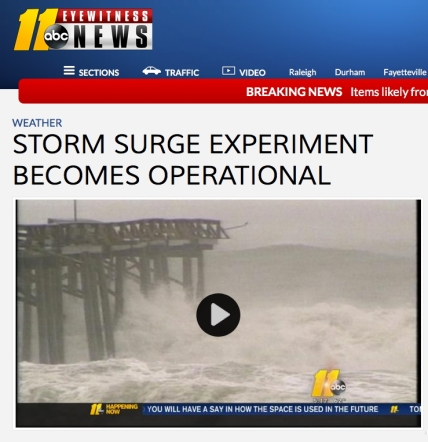 Web page from Ch 11 Eyewitness News