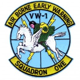 Patch of VW-1 Typhoon Trackers