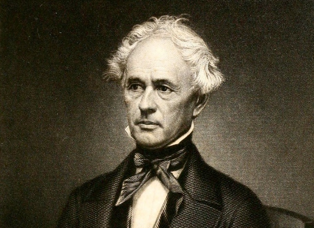 William C. Redfield c. 1850 (Richardson Publishers, public domain)