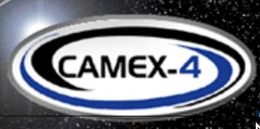 NASA's CAMEX-4 logo