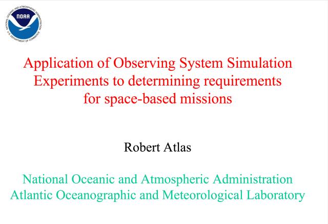 Atlas presentation