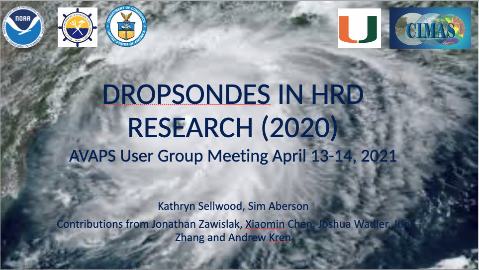 HRD scientists participate in annual AVAPS Users Group Meeting
